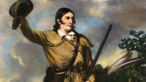"""Not Yours To Give"" Davy Crockett Destroys The Idea Of Welfare In 1828"