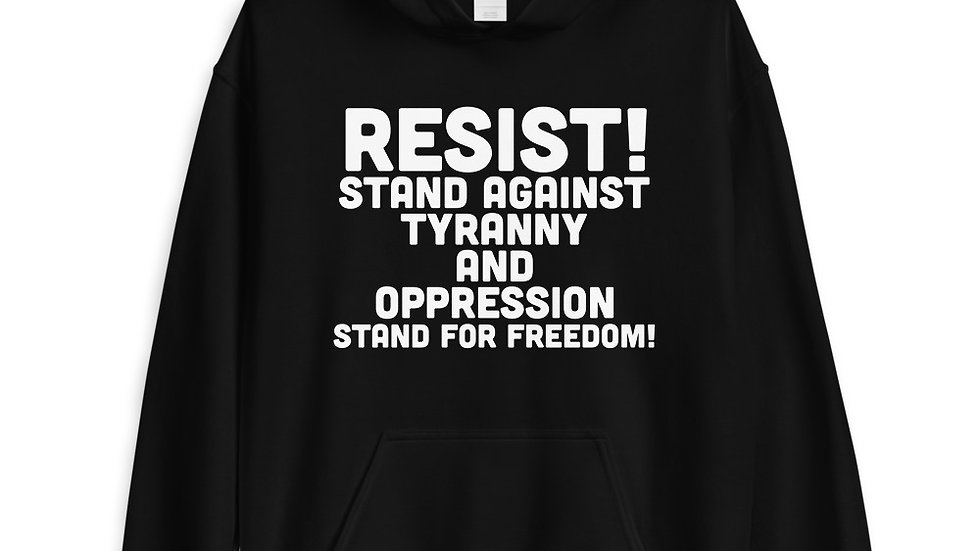 Resist Oppression! Hoodie