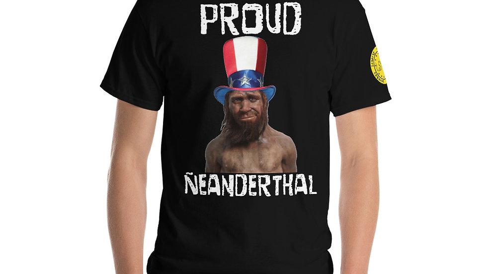 Proud Neanderthal