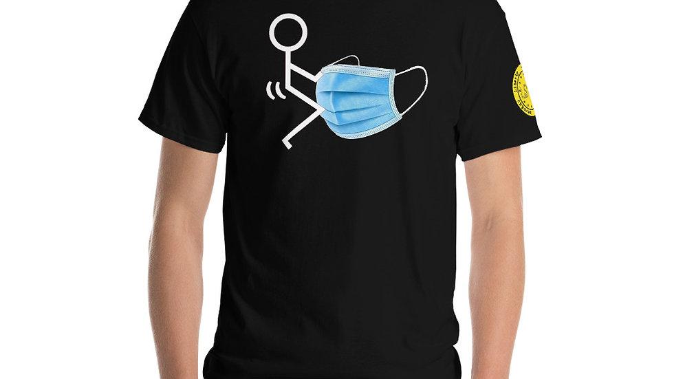 Screw Masks Short Sleeve T-Shirt