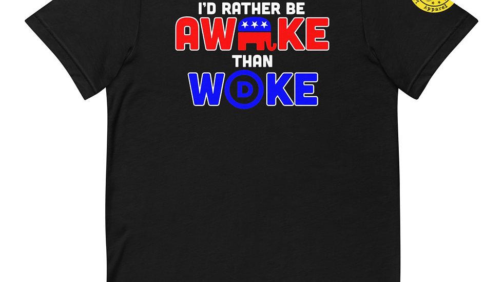 I'd Rather Be Awake T-Shirt