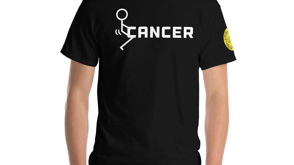 Screw Cancer Short Sleeve T-Shirt