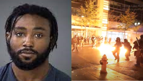 Portland Firebomber Arrested In Indiana For Attempted Murder Of A Police Officer And More