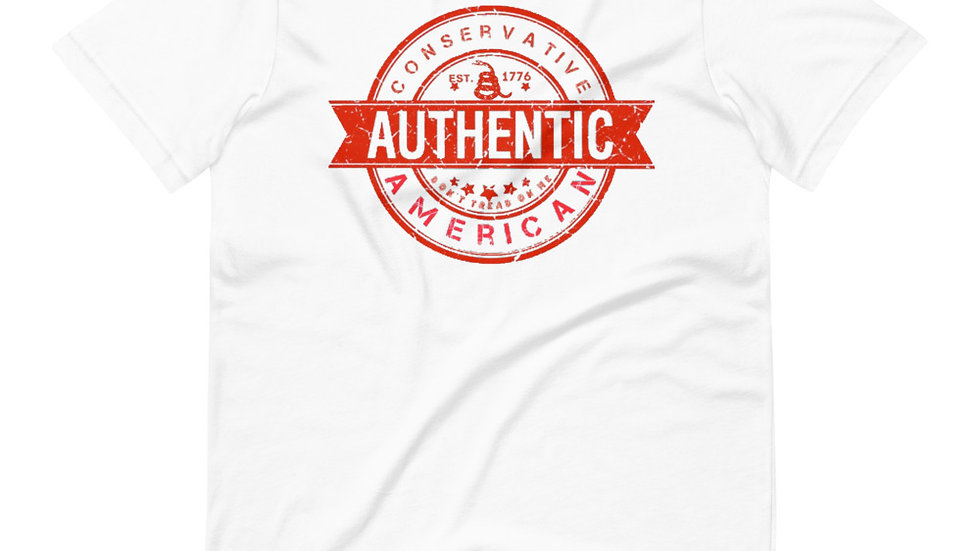 Authentic Conservative American T-Shirt