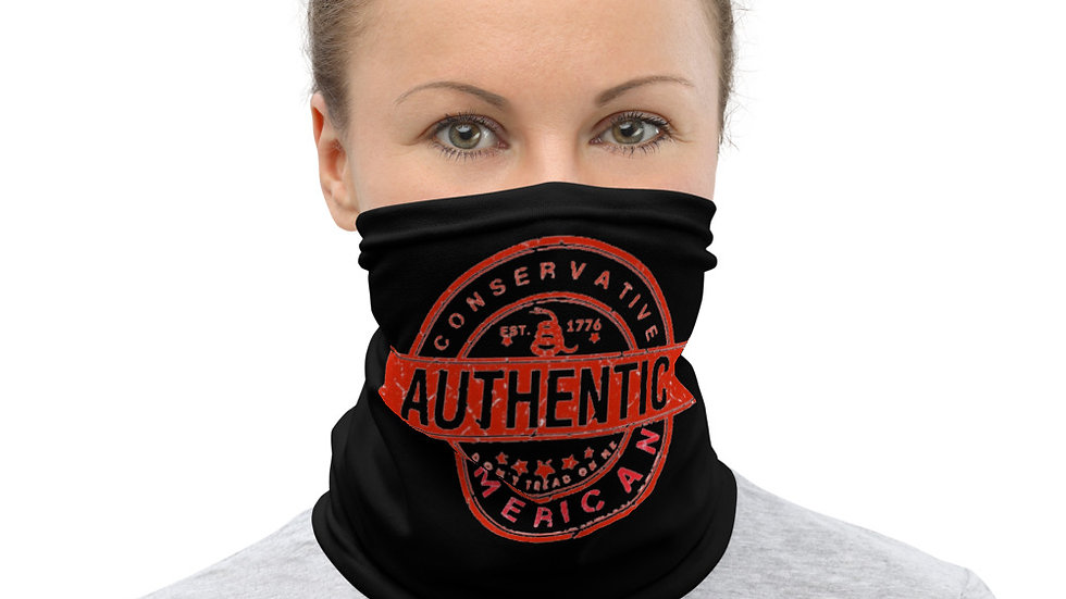 Authentic Conservative Neck Gaiter
