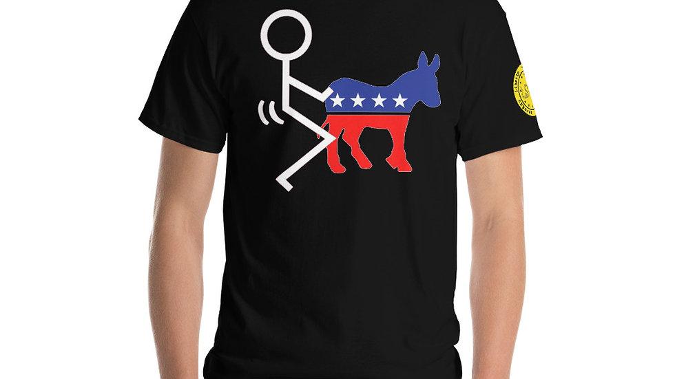 Screw Dems Short Sleeve T-Shirt
