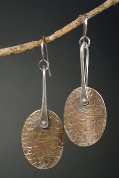 Earrings - Mixed Metals Workshop