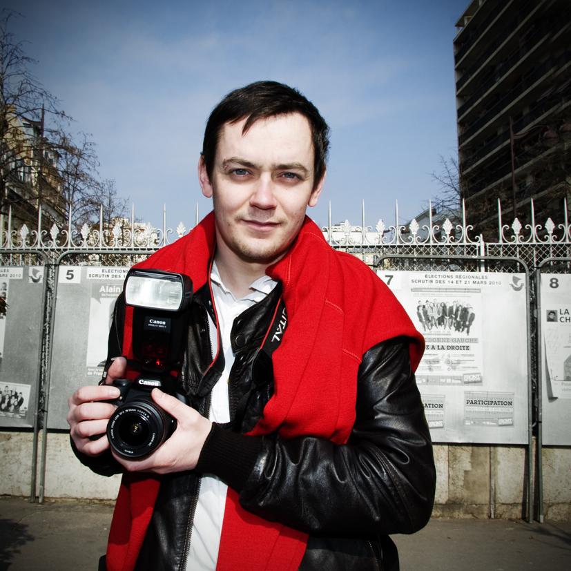 Benoit le photographe
