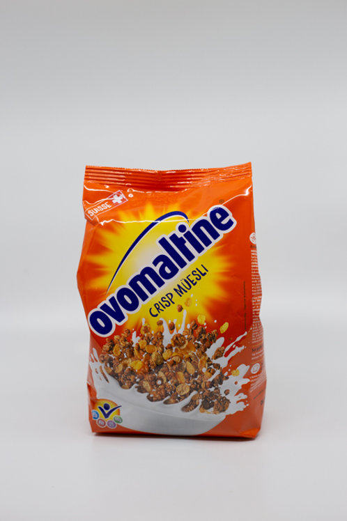 Ovomaltine Chrisp Müesli
