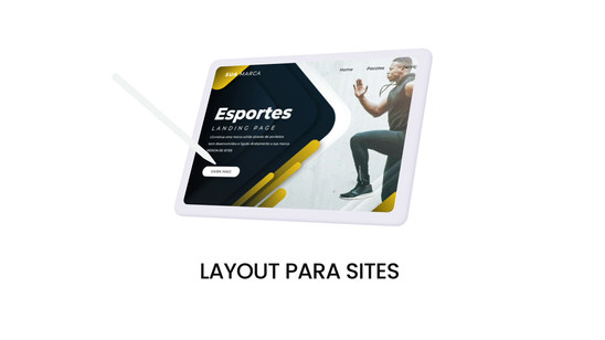 Layout para sites