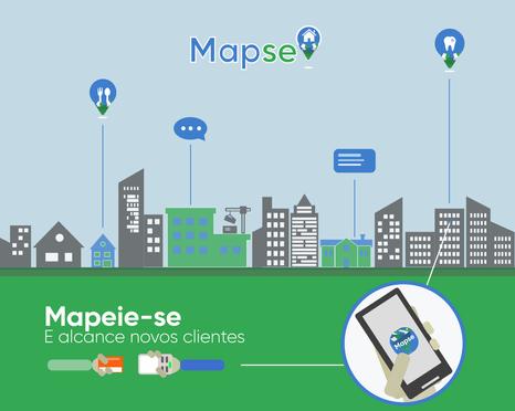 Criação de Banner Digital para Mapse