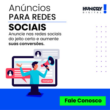 Anúncios para Rede Social