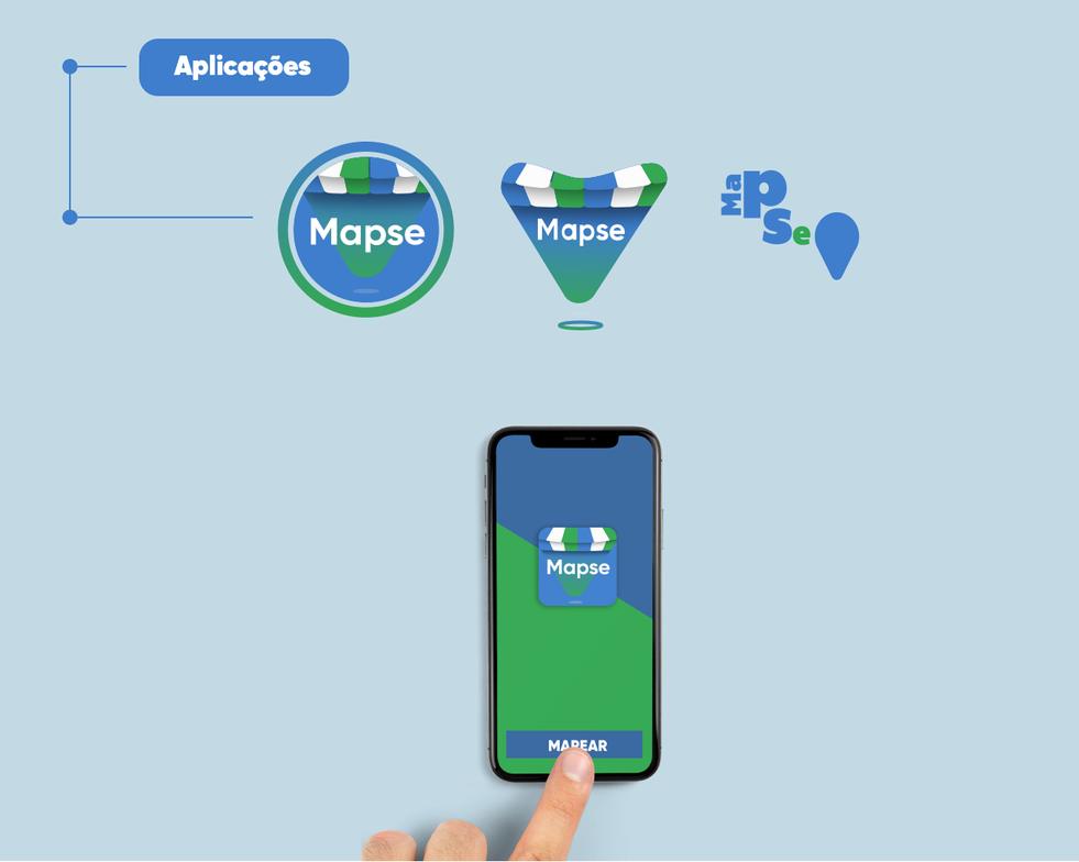 Criação de tela para aplicativo da Mapse