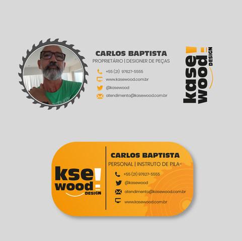 Assinatura de Email Marcenaria Criativa Kasewood