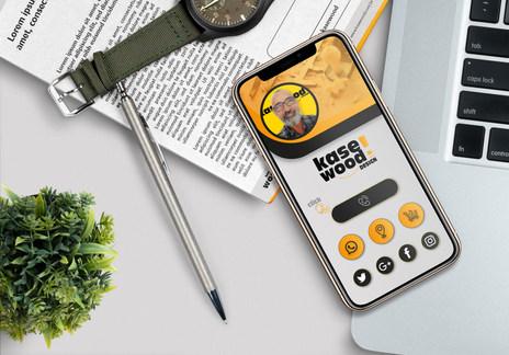 Cartão Virtual Marcenaria Criativa Kasewood