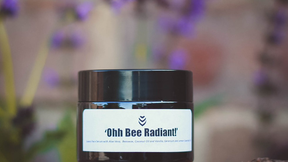 'Ohh Bee Radiant!' 50ml