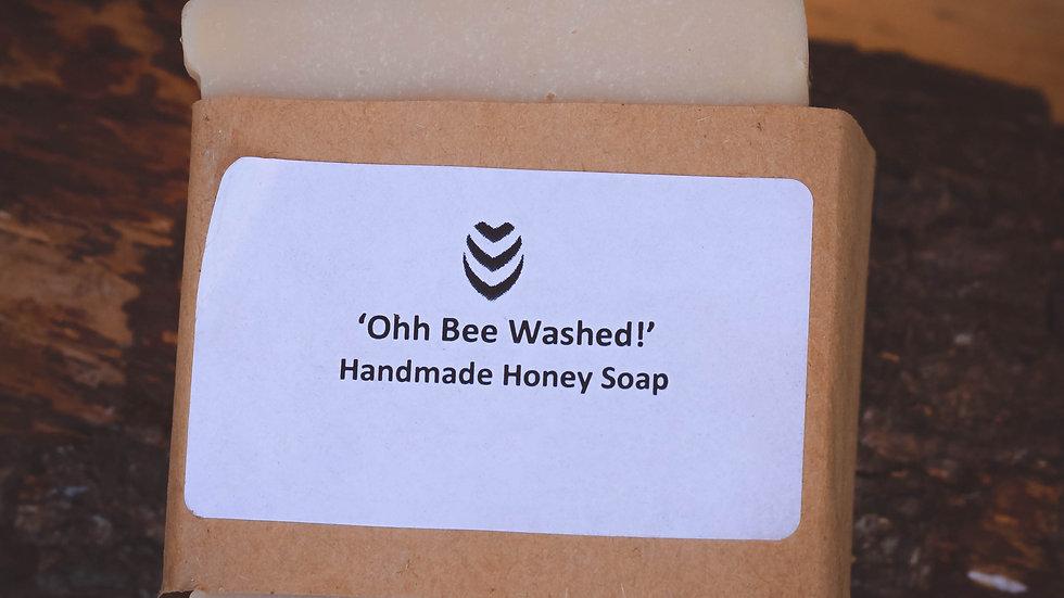 Handmade Honey Soap 200g