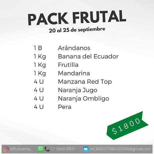 Pack Frutal