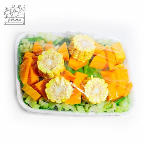 Verduras para sopa (1 Bandeja)