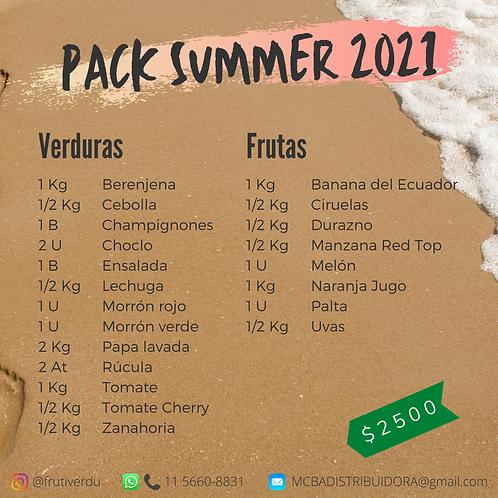 Pack Summer 2021