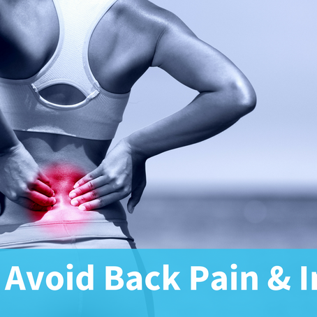 How to Avoid Back Pain and Injury: Using Proper Lifting Methods