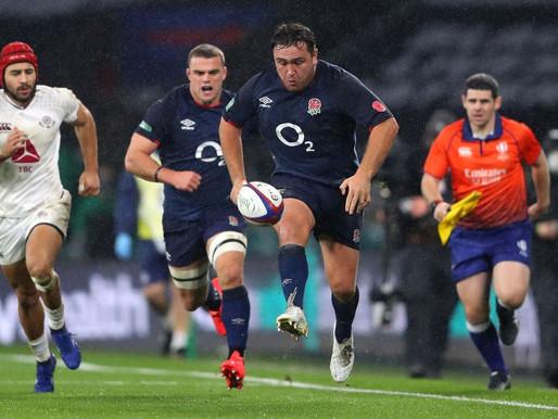 England Name Team for ANC Final