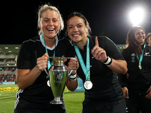 Women's Rugby News: 10/06/2021