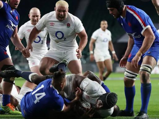 England 23 - 20 France: SCRUM RECAP