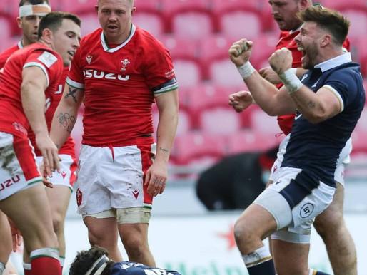 Scotland 24 -  25 Wales: SCRUM RECAP