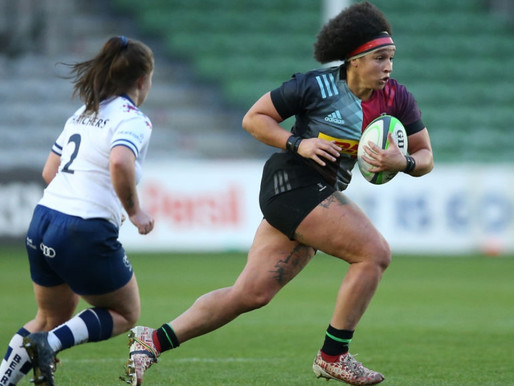 Women's Rugby News: 02/06/2021