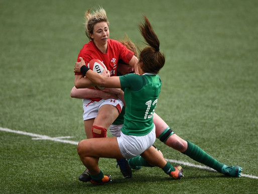#icare: Women's Rugby