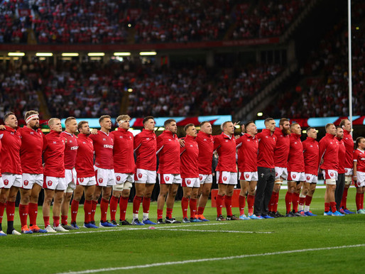Ireland 32 - 9 Wales: SCRUM RECAP