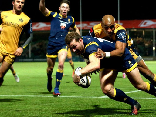 Why Worcester is having the BEST transfer window...