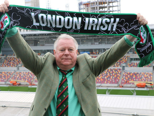 London Irish to Launch Women's Rugby Team