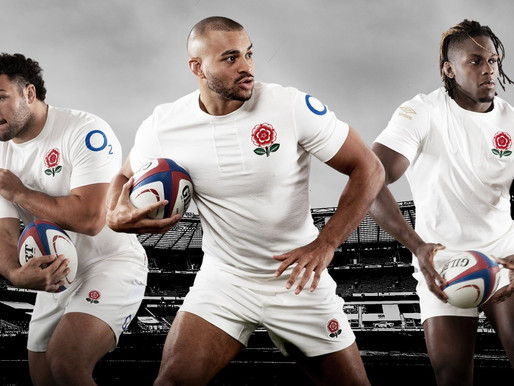 England Name Squad for Six Nations 2021