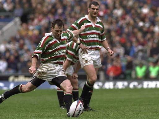 Can You Name The All Time Leicester Tigers Point Scorers?