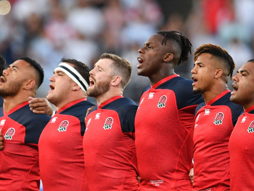 England Names Team for Wales Clash