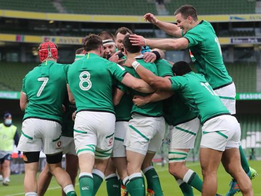 Ireland 32 - 18 England: SCRUM RECAP