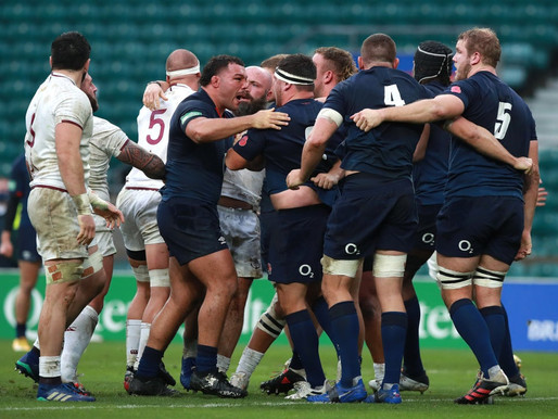 Autumn Nations Cup: Best and Worst