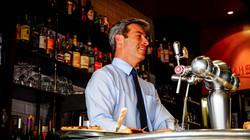 Paris barman