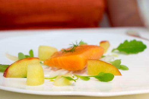 Salmon, Le Manoir