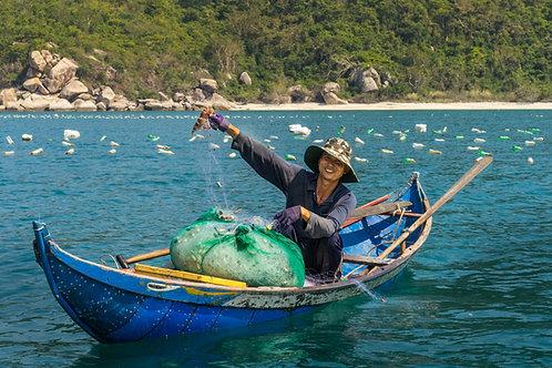 Fisherman, Vietnam