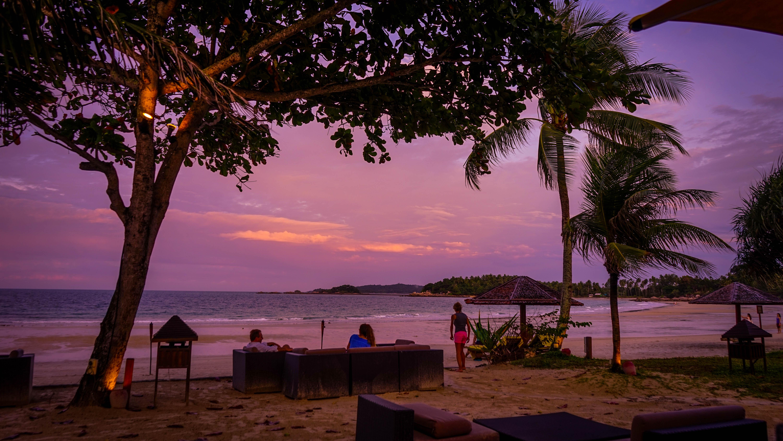 Bintan sunset