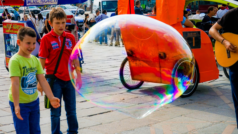 Paris bubble