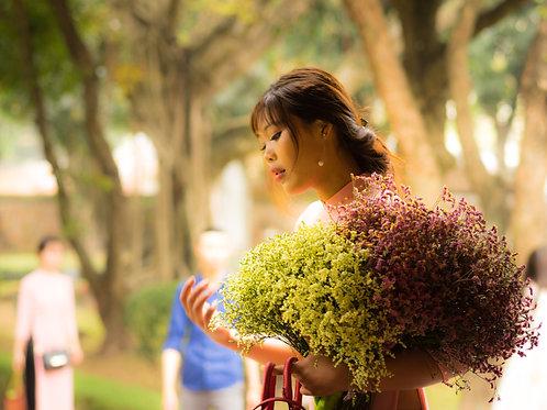 Flower Girl, Vietnam