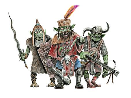 Ancestry Exemplar Feats, Part 4—Goblin