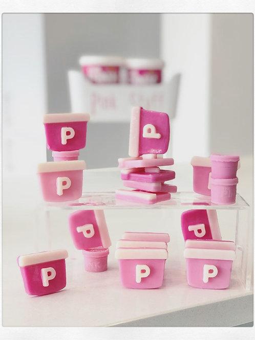 Pink Pots!
