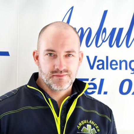 Pompier et ambulancier, deux vocations complémentaires
