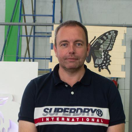 Frédéric Marchais, un créateur aux multi-facettes