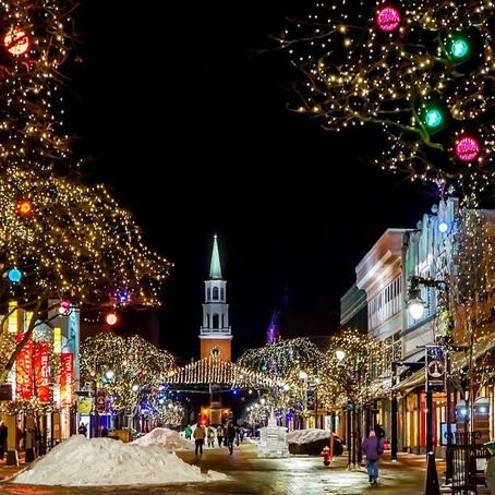 Noël un peu partout sur le territoire